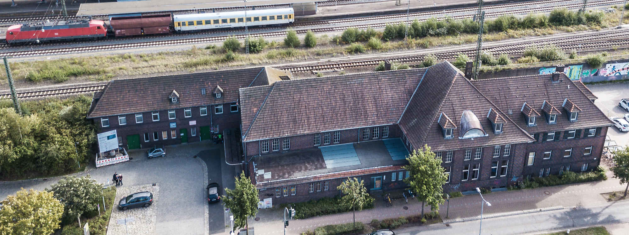 Löhne Bahnhof