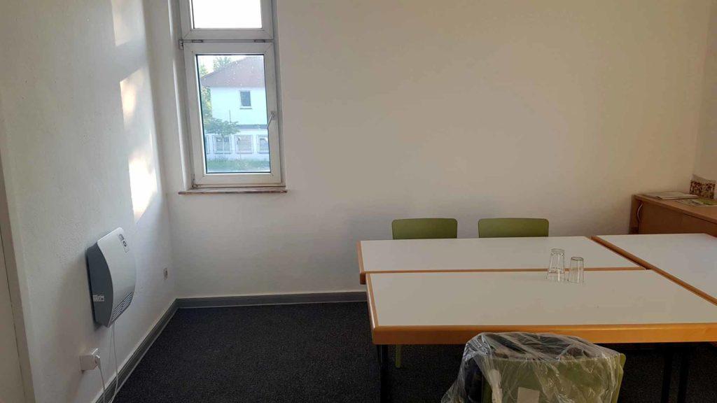 Büroraum Tische